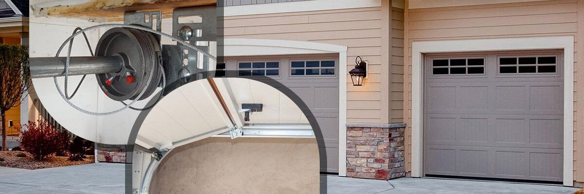 Garage Door Tracks Repair Trenton